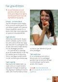 Sunde vaner før, under og efter graviditet - Sundhedsstyrelsen - Page 3