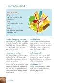 Sunde vaner før, under og efter graviditet - Sundhedsstyrelsen - Page 6