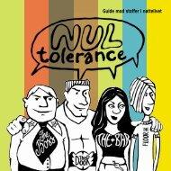 Nul Tolerance Guiden - Sundhedsstyrelsen