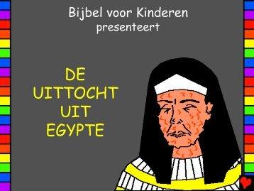 Goodbye Pharaoh Dutch PDA - Bible for Children