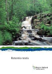 Retentio testis - Region Halland