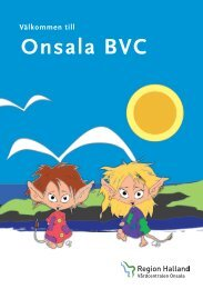 Onsala BVC - Region Halland