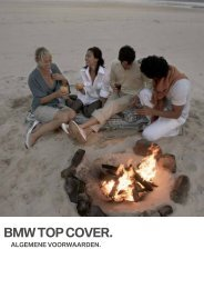 BMW TOP COVER.