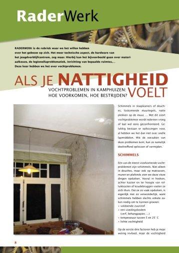 ALS JE NATTIGHEID - Centrum voor Jeugdtoerisme