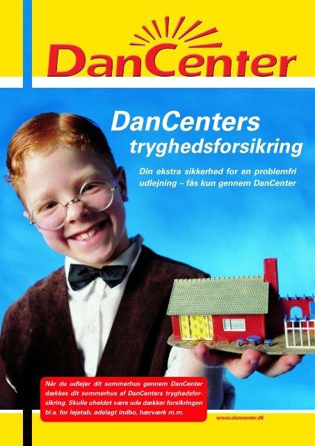 DanCenters tryghedsforsikring Din ekstra sikkerhed for en ...
