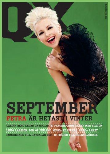 Läs mer om September i QX januari!