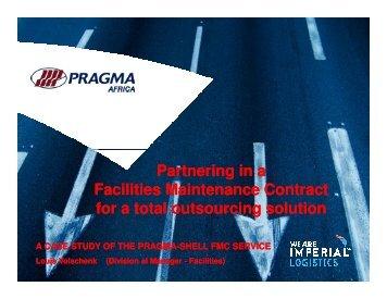 manage - IMPERIAL Logistics