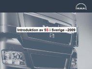 5S introduktion i sverige