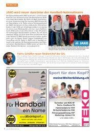 JAKO wird neuer Ausrüster der Handball ... - Handballworld