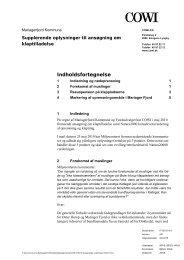 Indholdsfortegnelse - WebKontrol V.5 | Bakuri A/S
