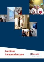 uitgebreide Luminos brochure (PDF) - Rentokil