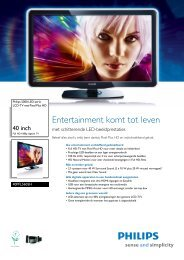 40PFL5605H/12 Philips LCD-TV met Pixel Plus HD - ECS-Shop
