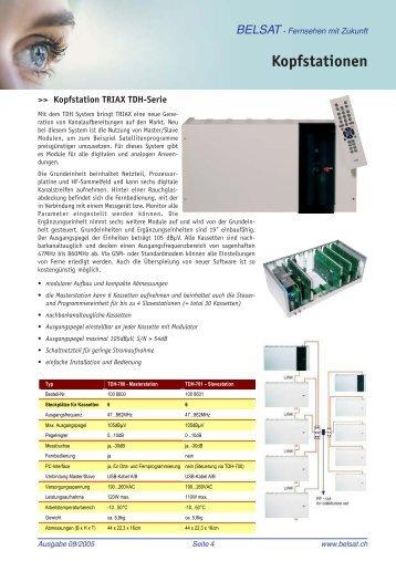 Kopfstation_Manual - Sat-Elevation