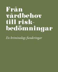 bedömningar - Kriminologiska institutionen - Stockholms universitet