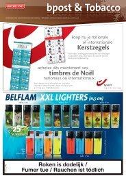 bpost & Tobacco bpost & Tobacco - Lekkerland