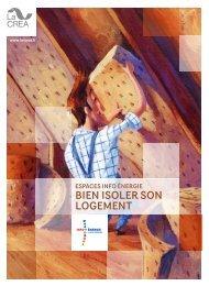 BIEN ISOLER SON LOGEMENT - La Crea