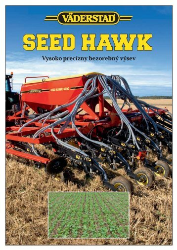 Seed Hawk 400_800 SK 2009.qxd:Seed Hawk - Agrall