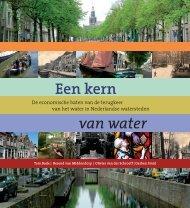 Boek Hollandse Waterstad - 'Een kern van water ... - Leven met Water