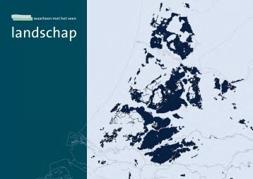 Rapport - 'Landschap' - Leven met Water Kennisopbrengsten