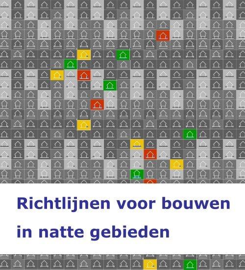 Richtlijnen voor Bouwen in natte gebieden - Leven met Water ...