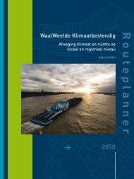 Rapport Deelstudie 4 Afwegingskader water ... - Leven met Water