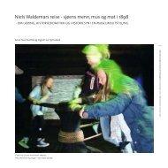 Niels Waldemars reise - Museum Stavanger