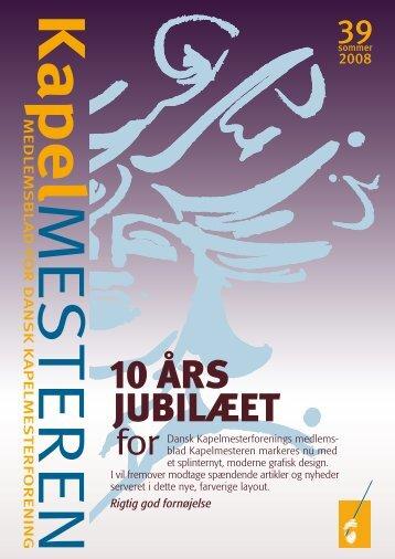 Blad nummer 39 - Dansk Kapelmesterforening