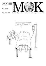 4. mar Nr.XVIII - MOK