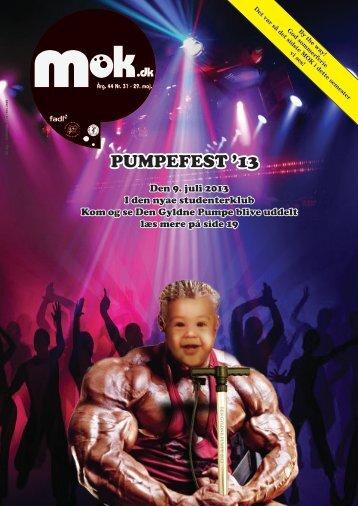 PUMPEFEST '13 - MOK