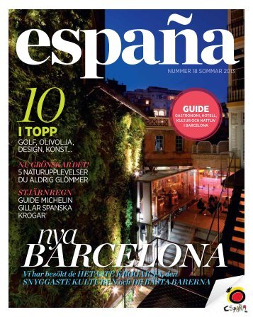 Sommar 2013 - Spain