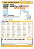 SÖNDAG 10 FEBRUARI - Solvalla - Page 3