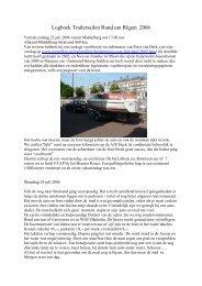 Logboek Rund um Rügen - Nederlandse Vereniging van Toerzeilers