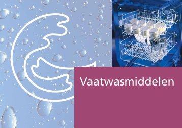 Vaatwasmiddelen 2006 (2.4 MB) - Unilever