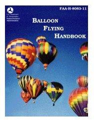 FAA-H-8083-11, Balloon Flying Handbook - US-PPL