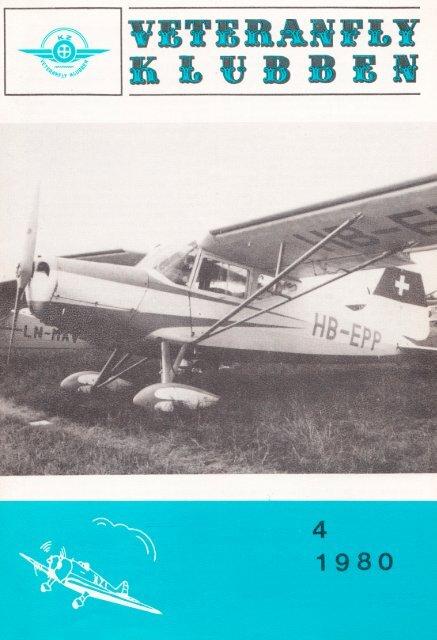 download 4/1980 - KZ & Veteranfly Klubben