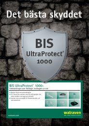 BIS UltraProtect® 1000: - Walraven