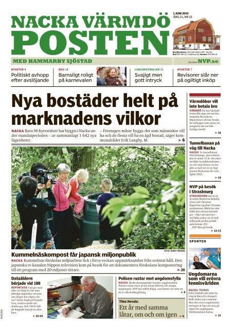 Sderuddsvgen 17 13971 Stavsns - Nordstrands Mkleri