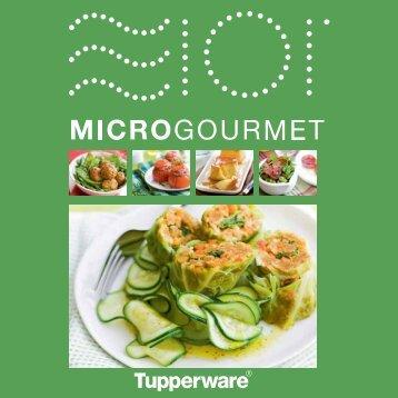 Micro Gourmet - Webklik