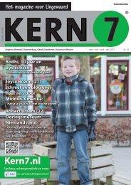 Kern7 maart 2013 - Webklik