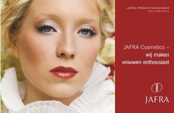 JAFRA Cosmetics – wij maken vrouwen enthousiast - Webklik