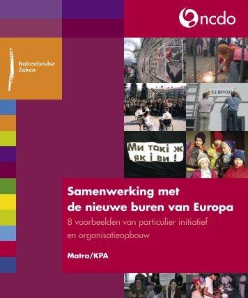 Samenwerking met de nieuwe buren van Europa - Webklik