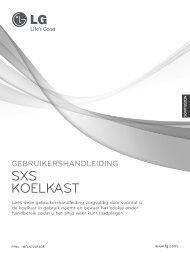 SXS KOELKAST - Wehkamp.nl