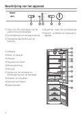 Miele KDN9713I-1 inbouw koelvriescombinatie 178 cm - Wehkamp.nl - Page 4