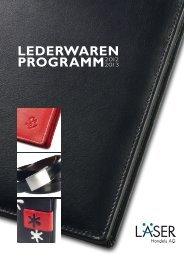 PDF Katalog - LÄSER Handels AG