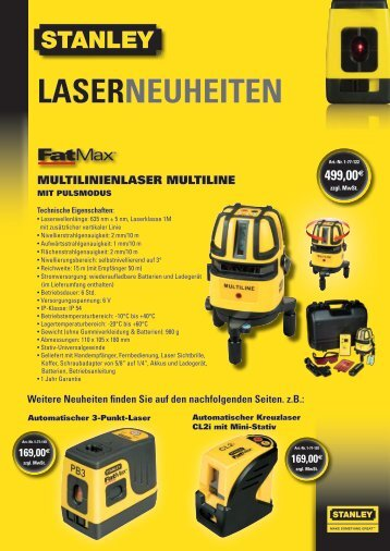 Download der Laseraktion Herbst-Winter 2010-2011
