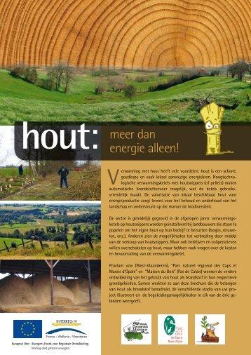 hout - Provincie West-Vlaanderen