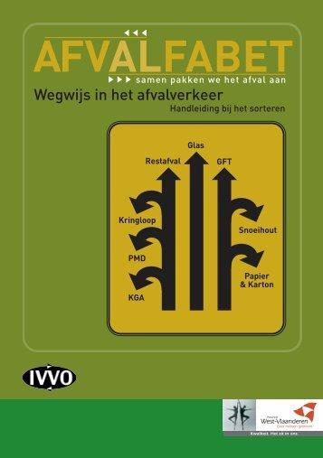 Sorteergids - versie IVVO - Provincie West-Vlaanderen