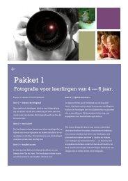 fotografiekoffer pakket 1 - Provincie West-Vlaanderen