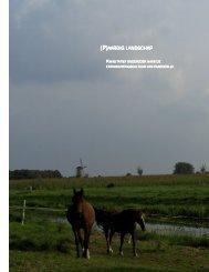 (P)AARDIG LANDSCHAP - Provincie West-Vlaanderen