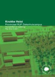 Knokke Heist - Provincie West-Vlaanderen